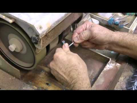 How To Cut Quality Bisbee Turquoise