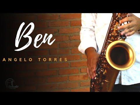 AT Romantic CLASS #16 - BEN - Instrumental Saxofone (Angelo Torres)