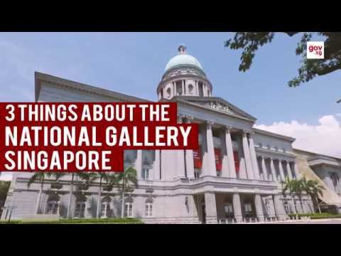 Out&About@Gov.sg | National Gallery Singapore