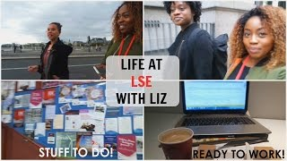 A Day in the Life of an LSE Student - Term Time