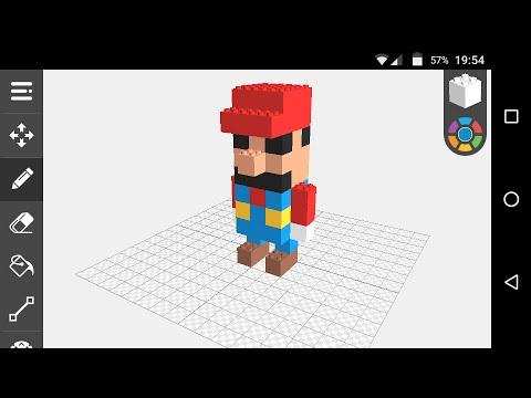 Draw Bricks 1