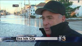 Video Sea Isle City Mayor Says 'Storm Worse Than Sandy' download MP3, 3GP, MP4, WEBM, AVI, FLV Juli 2018