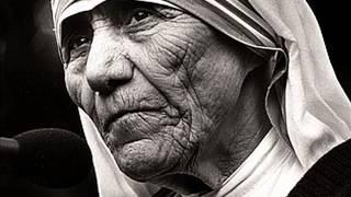 Matka Teresa o przebaczeniu