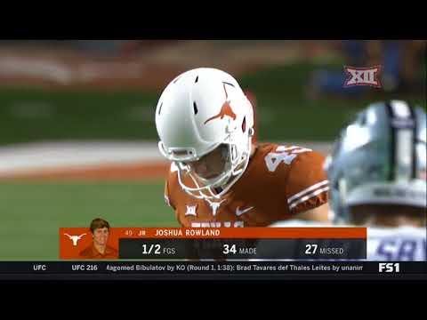 Kansas State at Texas Football Highlights