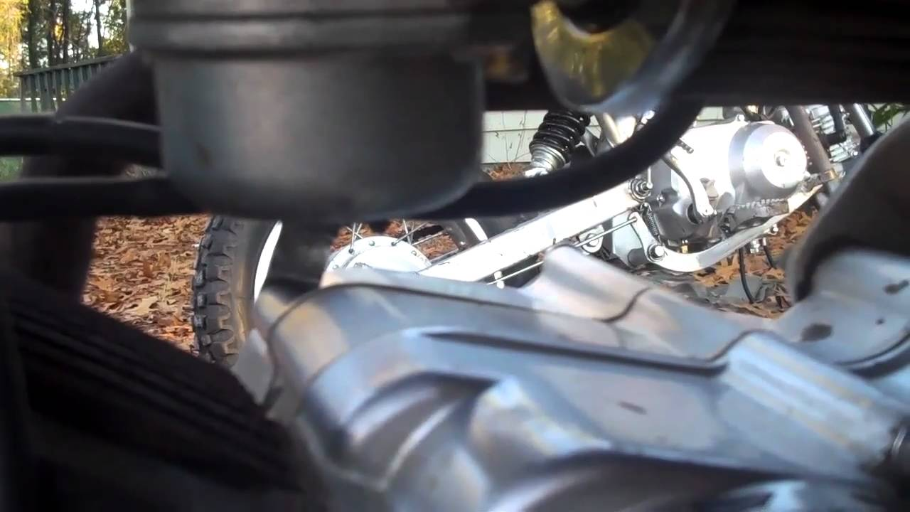 hight resolution of how to adjust air fuel mix on 70cc baja