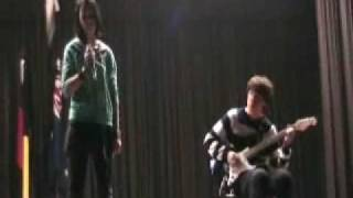 Dan and Nick - Stand in the Rain Starsearch 2007