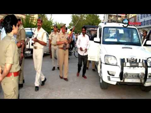 दबंग आईपीएस अफसर ने सपा विधायक को हड़काया | Lady Dabang IPS Officer, Manjil Saini