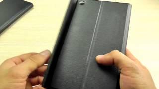 видео Чехол для Lenovo Tab 2 A7-30