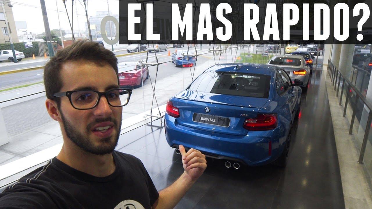 Los Mejores Autos De Bmw Y Mercedes Youtube