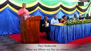 MCL Matukio: Makonda asema ataongeza kasi zaidi ya utendaji