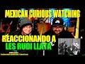 LES RUDI LLATA CIRCUS (CLOWNS) MEXICANOS REACCIONAN