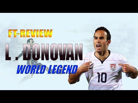 Kênh Future Lengends   Review L.DONOVAN World Legend - WL -FIFA Online 3 Việt Nam