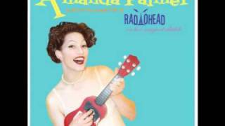 Amanda Palmer - Exit Music (For A Film) - Radiohead Cover