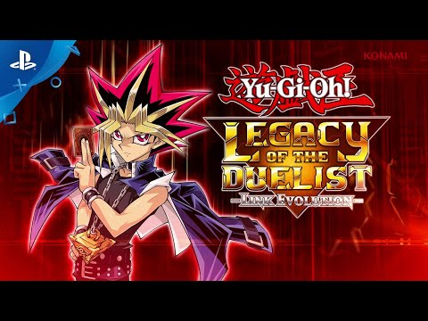 Yu-Gi-Oh! Legacy of the Duelist: Link Evolution - Accolades Trailer | PS4