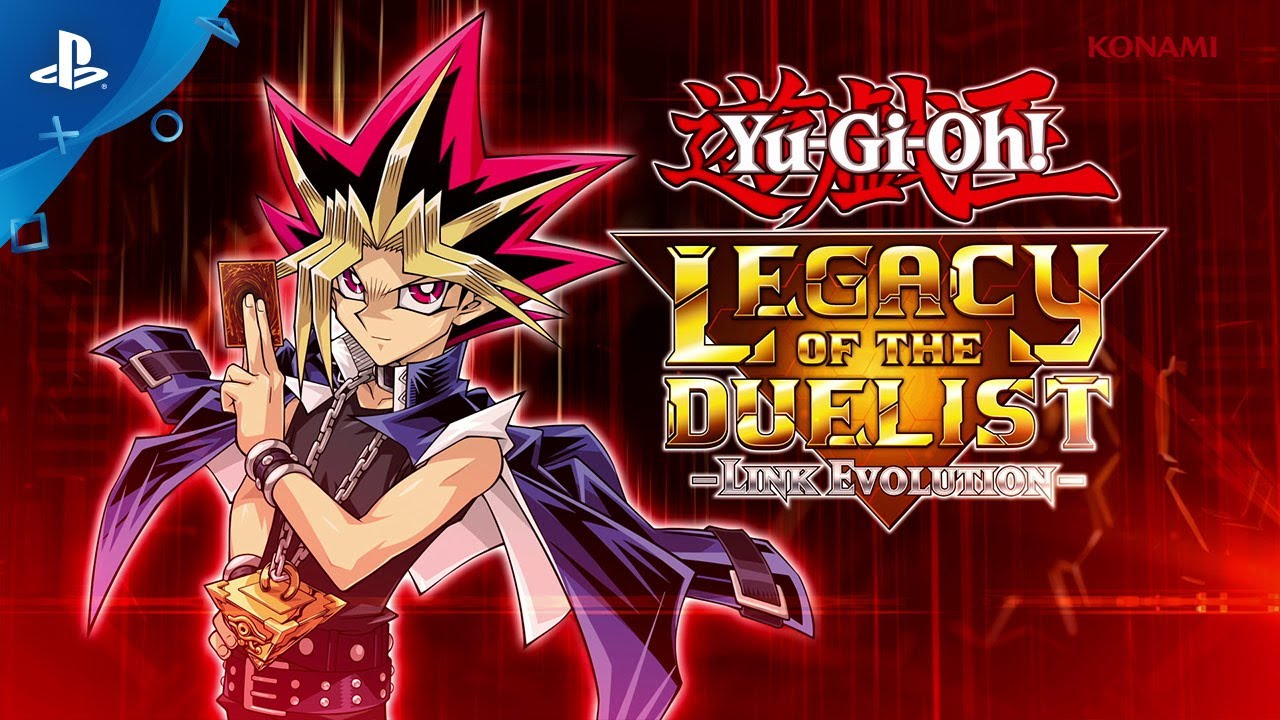 Yu Gi Oh Legacy Of The Duelist Link Evolution Accolades Trailer Ps4 Youtube