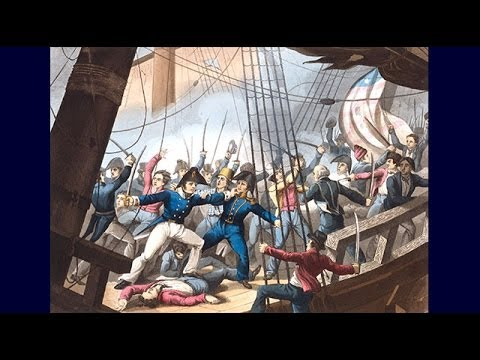 Chapter Three/Part Two: Naval War of 1812 Illustrated - Blue Water Part Two
