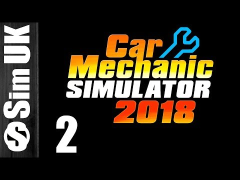 Mazerati? Timing & More Brakes  | Day 2 | Car Mechanic Simulator 2018