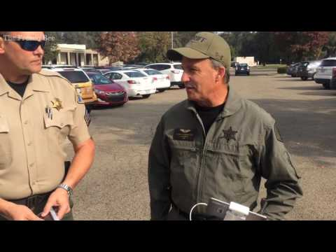 Tulare County Sheriff's Office drone - YouTube