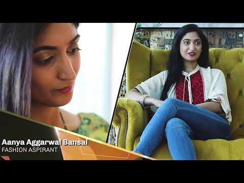 COMFORT FASHIONABLY U - Aanya Aggarwal Bansal