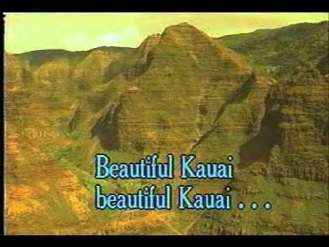 Hawaiian Karaoke - Beautiful Kauai