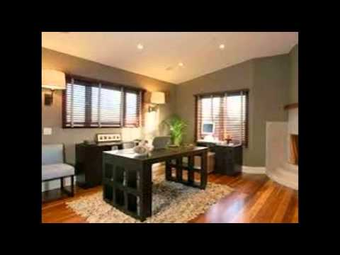 Home Office Lighting Ideas - YouTube