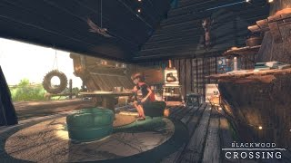 Blackwood Crossing: Reveal Trailer - gamescom 2016
