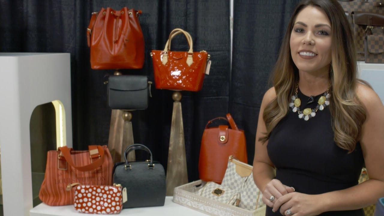 74ac0e0ed Today with Kandace - Dillard's Vintage Handbag Event (Fort Worth, TX ...