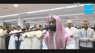 Gambar cover القارئ أحمد الحمادي من صلاه التراويح ليله 13 من رمضان 1440