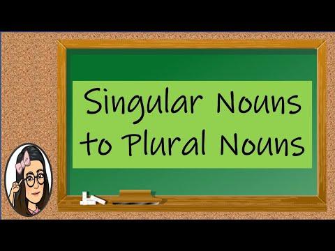 ENGLISH 3 QUARTER I MELC#9 - USE PLURAL FORM OF REGULAR NOUNS BY ADDING /S/ OR /ES/