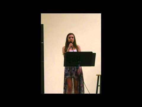 AMAZING 16 Year Old Singer!