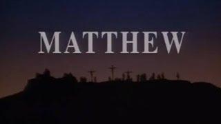 Фильм «Иисус Христос в Евангелии от Матфея» (1993) - Иисус Христос Первородный Сын Божий