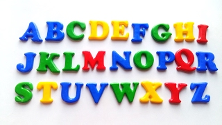 A to Z English Words|ABCDE Phonics|ABC Writing Letters|ABCD Alphabet|A B C D Game|Magnetic Alphabets