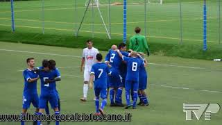 Serie D Girone A Prato-Caronnese 2-0