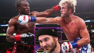 H3 On Logan Paul vs KSI Part 2