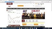 Using a Stock Market API with Python - YouTube