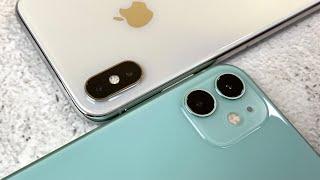 iPhone 11 vs XS в 2021 году - какой выбрать