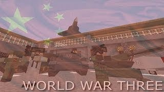 Minecraft Movie - World War III