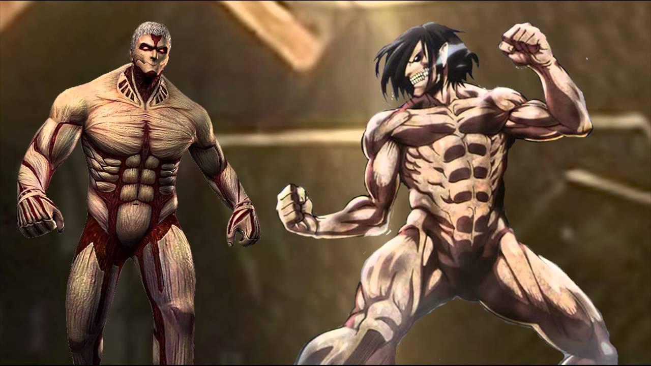 Attack on Titan Season 3 Episode 15 Descent HTB