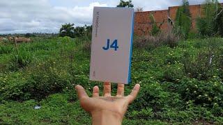 Gambar cover Unboxing e primeiras impressões do Galaxy J4 - Gabriel Tech ..