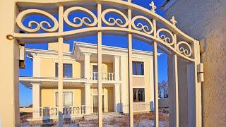 """Видео-обзор дома по проекту """"Умеренная роскошь"""""""
