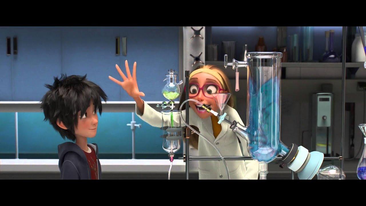 Download Big Hero 6 (2014) Nerd lab