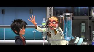 Big Hero 6: Nerd Lab thumbnail