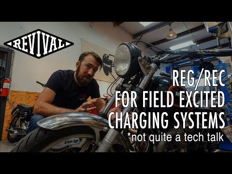 Reg/Rec for Field Excited Charging Systems // Tech Talk Mini