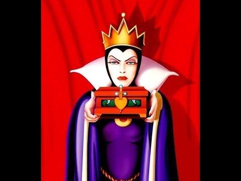 Disney Evil Queen Quotes - YouTube