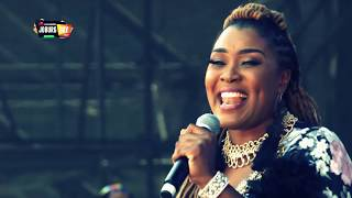 947 and huawei brought us an epic joburg day in the park. sa's latest hit maker, lady zamar impressed crowds with her flawless performance at huaw...