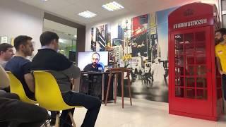 LIVE SwiftCoders Armenia | iOS Developers Meetup at SFL