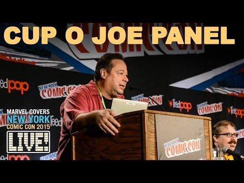 Cup o' Joe at NYCC