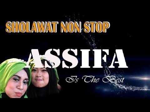Qasidah Sholawat Koplo NON STOP ASSIFA DAWE KUDUS 2018