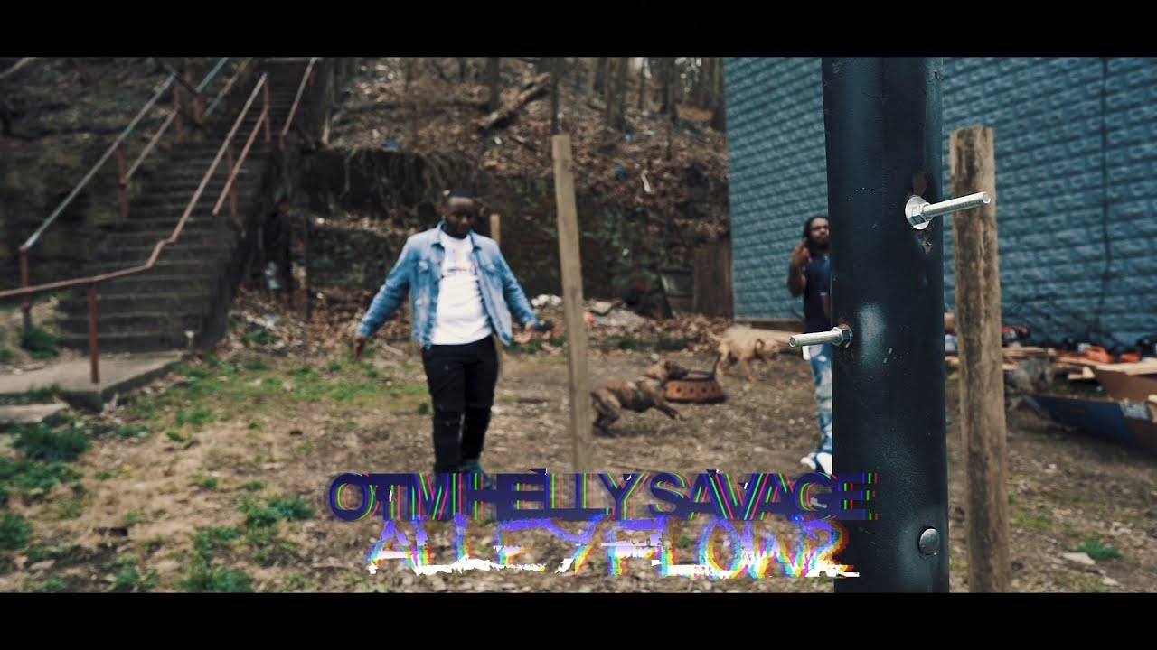 OTM Helly Savage - AlleyFlow2 ( Prod. By Fives ) - YouTube