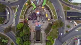 Una ciudad a tu altura, ciudad de Guatemala